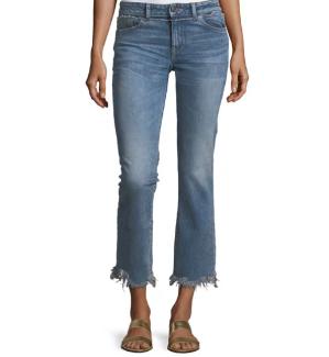 $49 + 包邮DL 1961 Mara Ankle  直筒裤超值特卖