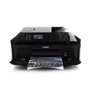 $39Canon PIXMA MX922 Wireless All-in-One Photo Printer + Photo Paper Bundles
