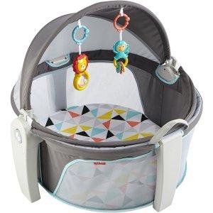 $37.99Fisher-Price 费雪便携婴儿圆顶围栏