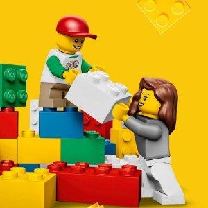 至低6折LEGO Friends、City、Town系列玩具套装促销
