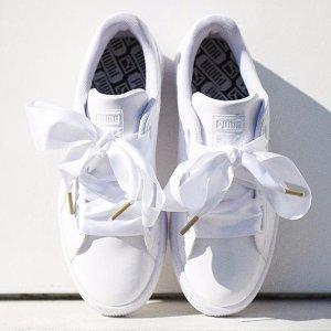 最高立减$100Jimmy Jazz 精选运动鞋,服饰满额立减 收Puma丝带运动鞋