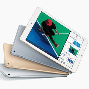 回国退税后低至约7.2折Apple iPad 2017版 9.7英寸 热卖