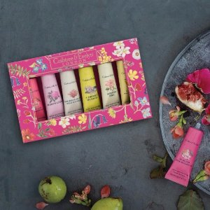 Dealmoon Exclusive! 60% offLimited Edition Sets AND FREE SHIPPING on $25 @ Crabtree & Evelyn