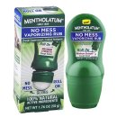 $4 Mentholatum No Mess Vaporizing Rub with easy-to-use Roll On Applicator 50g