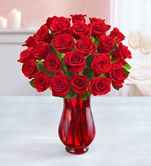$29.99Red Roses Buy 12, Get 12 Free