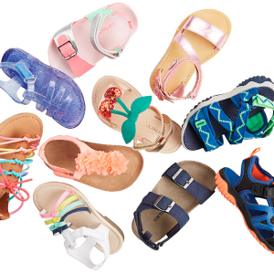 50% Off + Extra 25% Off $40+Free ShippingShoes @ Carter's
