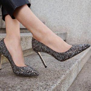 Starts From $330Jimmy Choo Women Shoes @ Harrods