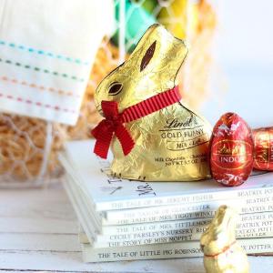 免费兔子巧克力+满$60额外8.5折Lindt 巧克力金兔节大促