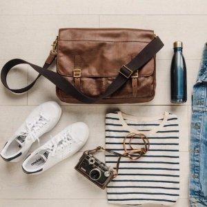 Up to 30% OFFFossil Men's Bag Wallet Belt Sale