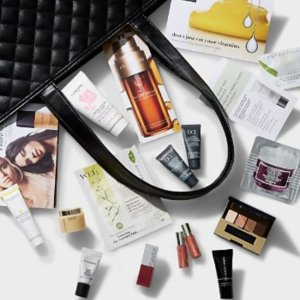 Free18-pc Gift Setwith any $150 Beauty Purchase @ Bloomingdales
