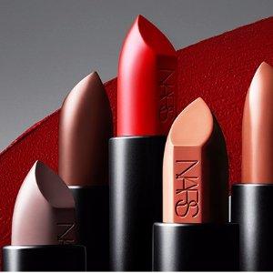Mona+Jane补货咯Nars Audacious Lipstick 本季最美的2只唇膏