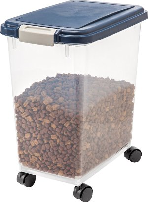 $10IRIS Airtight Pet Food Storage Container @ Amazon