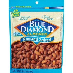 $5.99Blue Diamond Almonds 16 Ounce
