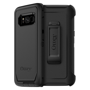 $12OtterBox DEFENDER SERIES for Samsung Galaxy S8 (SCREEN PROTECTOR NOT INCLUDED) - Frustration Free Packaging - BLACK @ Amazon.com