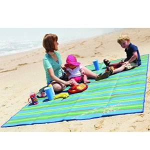 $7.64(原价$12.99)Camco 防水防沙 露营 沙滩 野餐 多用途垫