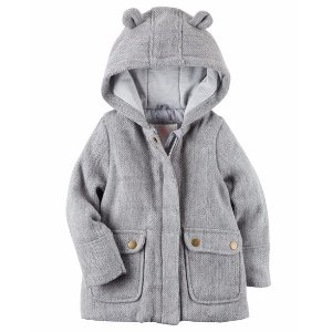 Up to 70% Off + Extra 25% Off $50Winter Outerwear @ Carter's