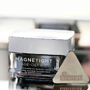 5折+免邮dr.brandt 官网精选护肤产品热卖 磁铁面膜也参加