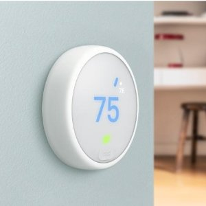 $129Nest Learning Thermostat E