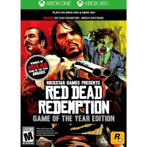 $14Red Dead Redemption: Game of the Year Edition Xbox 360/ Xbox One