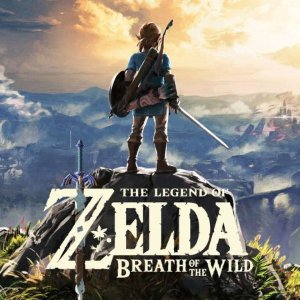 $39The Legend of Zelda: Breath of the Wild Nintendo Switch Games