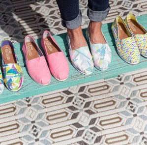 Up to 50% OffToms Sale @ TOMS