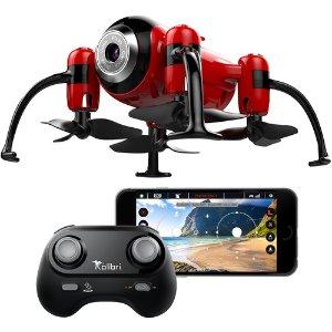 $34.99(原价$59.99)Kolibri Torpedo Nano 拍照无人机