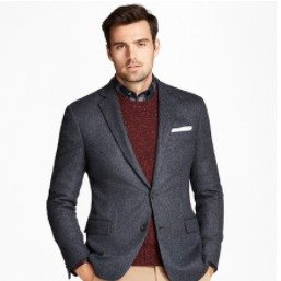 Clearance styles already up to 70% Off + Additional 25% OffSelect Items Sale @ Brooks Brothers