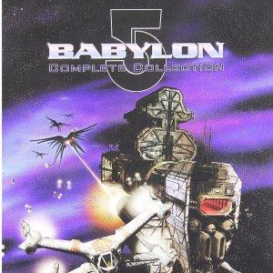 $59.99 (原价$103.99)限今天:科幻经典老剧 巴比伦5号全系列