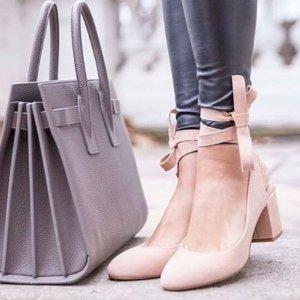 额外7折Nine West玖熙官网精选美鞋、美包等母亲节热卖