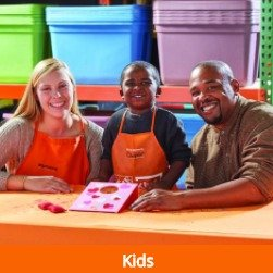 Valentine Bean Bag TossKids Workshop @ Home Depot