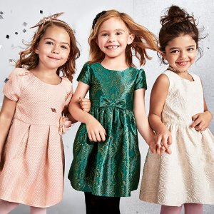 60%-70% OffAll Winter Clearance @ Children's Place
