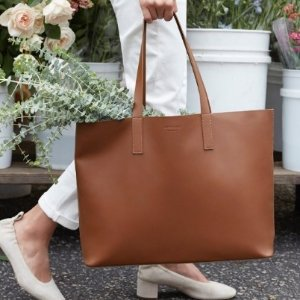 From $165 The Day Market Tote and more @ Everlane