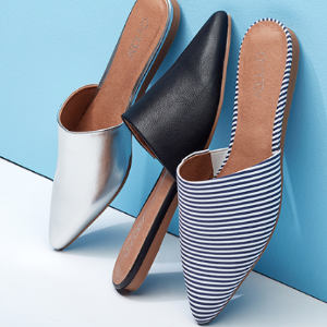 From $15Mules @ Nordstrom Rack