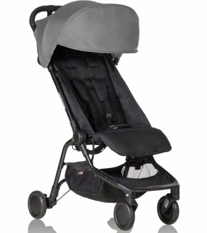 $199.99 (原价$249.99)Mountain Buggy Nano V2 Stroller 婴儿推车