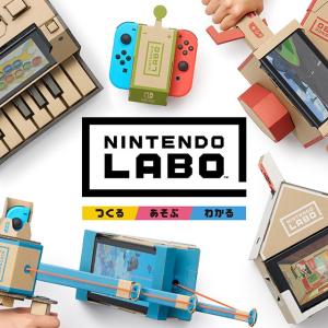 最高直降$20任天堂 Nintendo Switch 纸板套件 Labo 预定享优惠