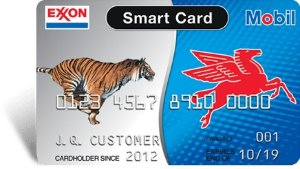 Save 6 cents* on every gallon, every day with ongoing rebates.ExxonMobil™ Smart Card