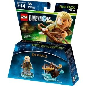 $3 LEGO Dimensions Legolas Fun Pack