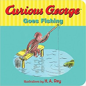 $2 Curious George Good Night Book (CGTV Tabbed Board Book) Board book