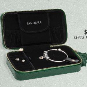 $299(Valued$415)PANDORA Love You Forever Gift Set