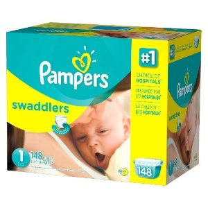 Buy 2 Get $10 Gift CardSelect Baby Diapers @ Target