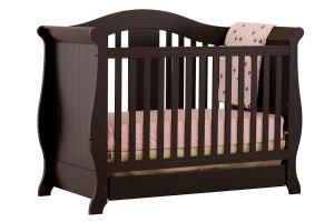 $169.37 (原价$336)+免邮Stork Craft Vittoria 三合一成长型婴儿床 特惠
