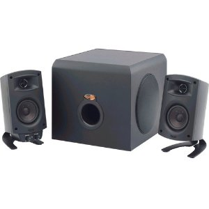 $74Klipsch ProMedia 2.1 THX Speaker System (Open-Box)