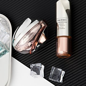 Choose your 7-pc giftWith $75+ Bio-Performance Collection @ Shiseido