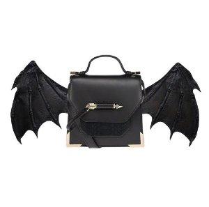 $300Mackage Rubie Arrow Crossbody Bag