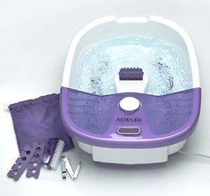 $37.32(原价$54.99)Revlon Invigorating 水疗按摩足浴盆+附送5件套修脚套装