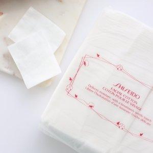 $10+ GWPFacial Cotton @ Shiseido