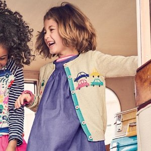 Ending Soon: Up to 70% OffBaby and Kid's @ Mini Boden