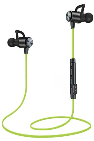 $17ATGOIN Lightweight Bluetooth 4.1 Headphones
