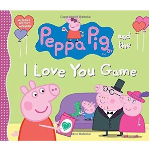 $4Peppa Pig and the I Love You Game