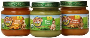 $4.94Earth's Best Organic Stage 1 Baby Food, My First Veggies Variety Pack (Carrots, Peas, and Sweet Potatoes), 2.5 Ounce Jars, Pack of 12